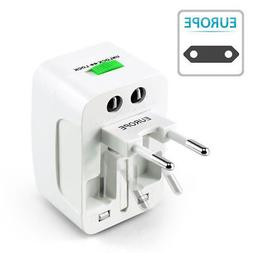 Electrical Outlet Universal AU Adaptor AC Power Plug Travel