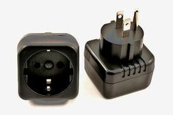 VCT Electronics VP13 Converts European/German Shucko plugs T