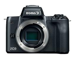 Canon Mirrorless Camera Body  with 4K Video, 24.1 Megapixel