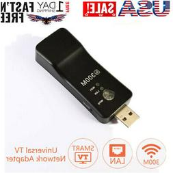 For ALL Sony Smart TV Alternative To UWA-BR100 Wifi USB Wireless LAN Adapter US