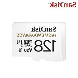 <font><b>SanDisk</b></font> High Endurance Micro SD Card 32G