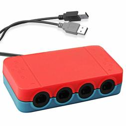 Gamecube Controller Adapter for Nintendo Switch Converter Wi
