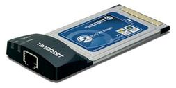 TRENDnet Gigabit PC Card Card TEG-PCBUSR