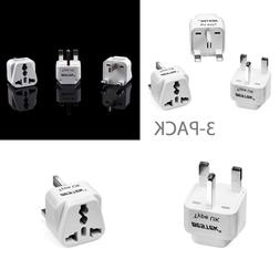 BESTEK Grounded Universal Plug Adapter Travel Kit For USA To