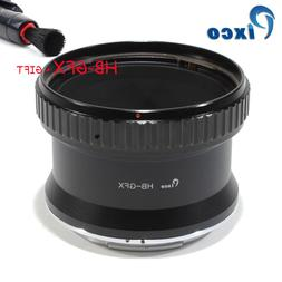 Pixco Lens Adapter Suit for Hasselblad Lens to Fujifilm G-Mount GFX Mirrorless Digital Camera Such as GFX 50S