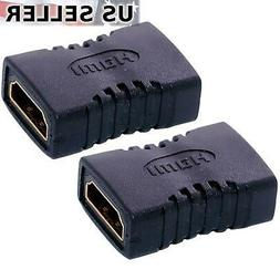 eForCity HDMI Female to HDMI Female F/F Adapter Coupler New