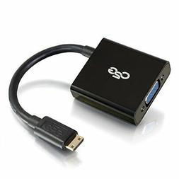 HDMI to VGA Adapter Converter Dongle for Laptops and Tablets