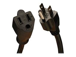 Tripp Lite Heavy-Duty Power Extension Cord 15A, 14AWG  10-ft