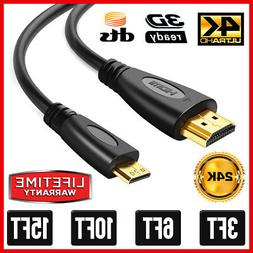 high speed mini hdmi to hdmi cable