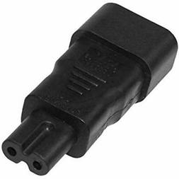 SF Cable, IEC C14 3 Prong Plug To C7 2 Receptacle Power Plug
