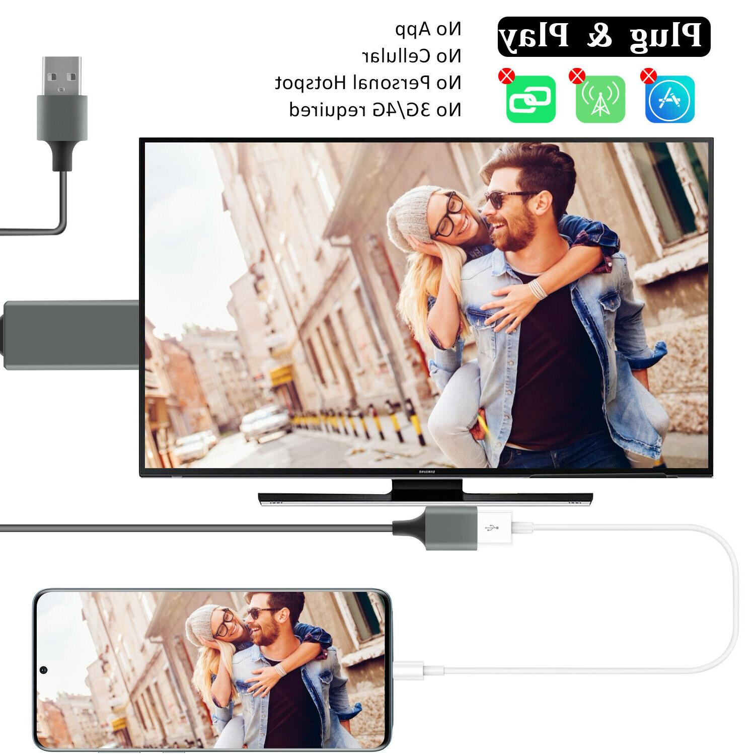 1080P HDMI Mirroring Phone For