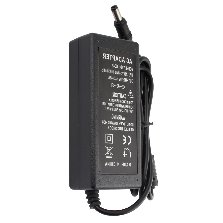19V 3.42A Power Supply <font><b>Adapter</b></font> Charger Power Supply 19 V With Charger Notebook