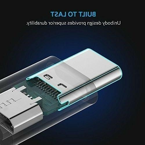 Anker USB to Adapter, Converts Micro USB Female to USB