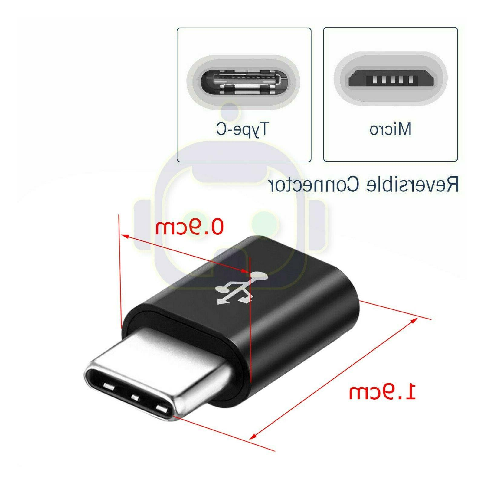 to Type Converter Micro-B Connector USA