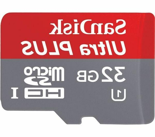 sandisk elite performance UHS-I class with adapter