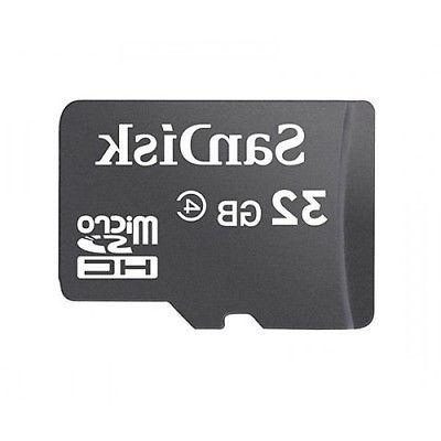 SanDisk Card 32 with SD Adapter