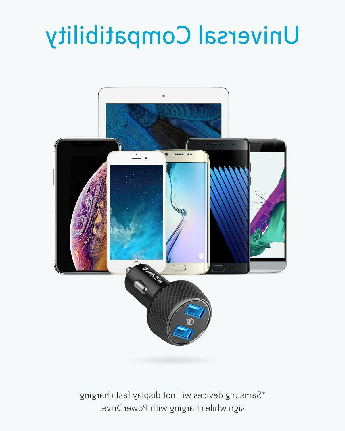 Anker Charge 3.0 39W Charger S10/S9/Note