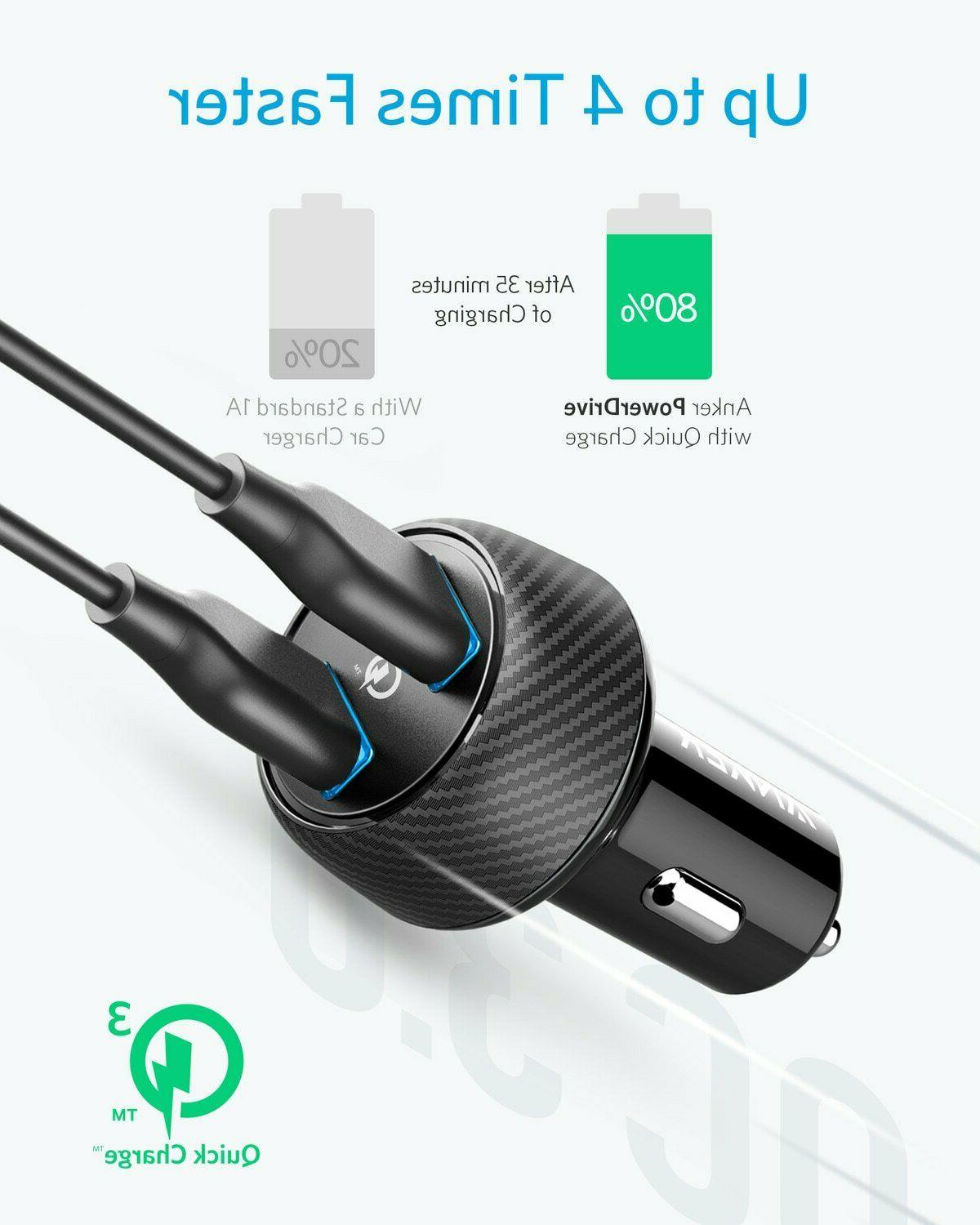 Anker Quick 3.0 39W Charger S10/S9/Note 9