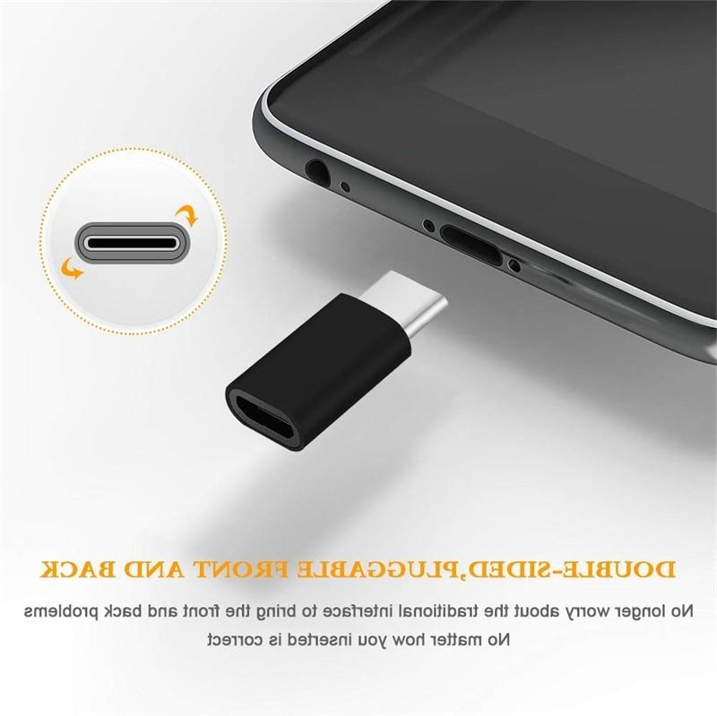3PCS <font><b>Micro</b></font> Type Cable Xiaomi Typec Usbc Charging Data