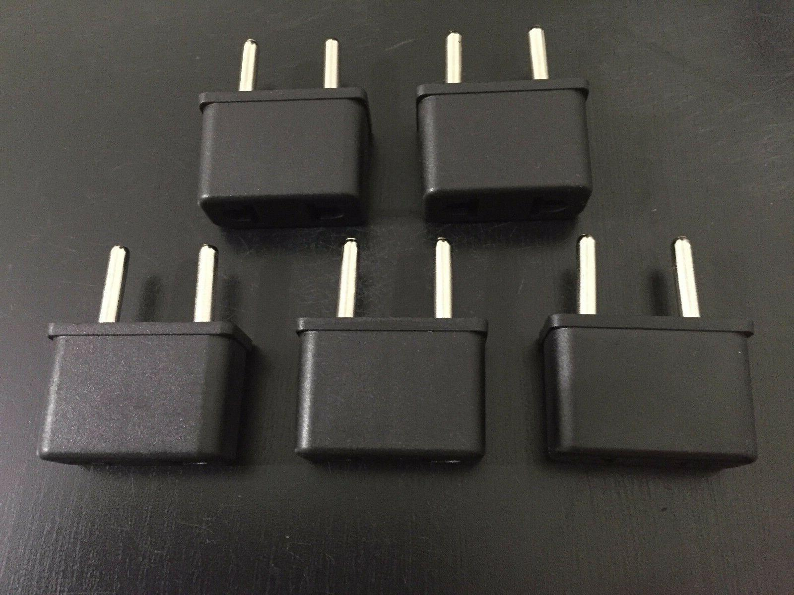 5 travel charger converter us to eu