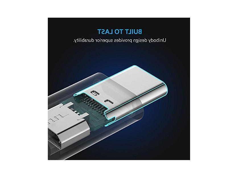 Anker C to USB Samsung S8 S9 + New