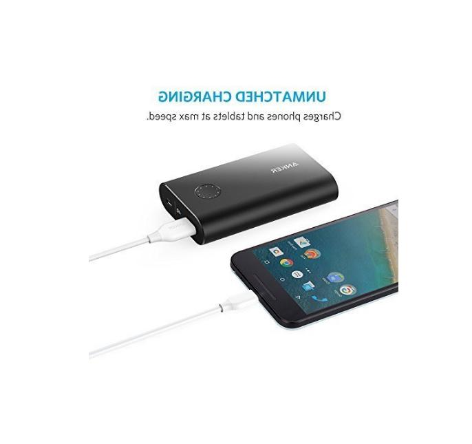 Anker USB C Charger Fast Adapter Data S9 S8