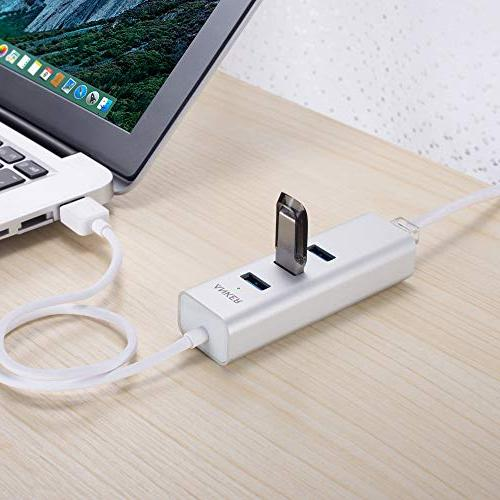Anker USB 3.0 Ethernet with /