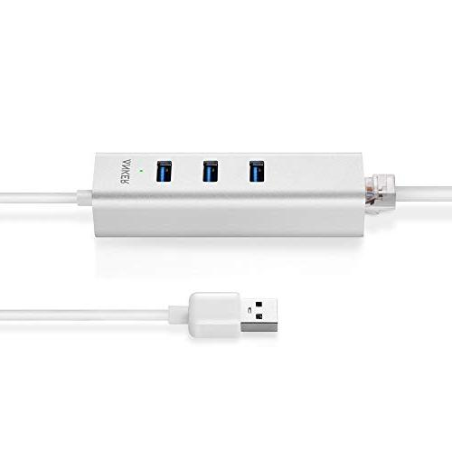 Anker USB and Ethernet with 1.3ft / 40cm USB 3.0 Cable