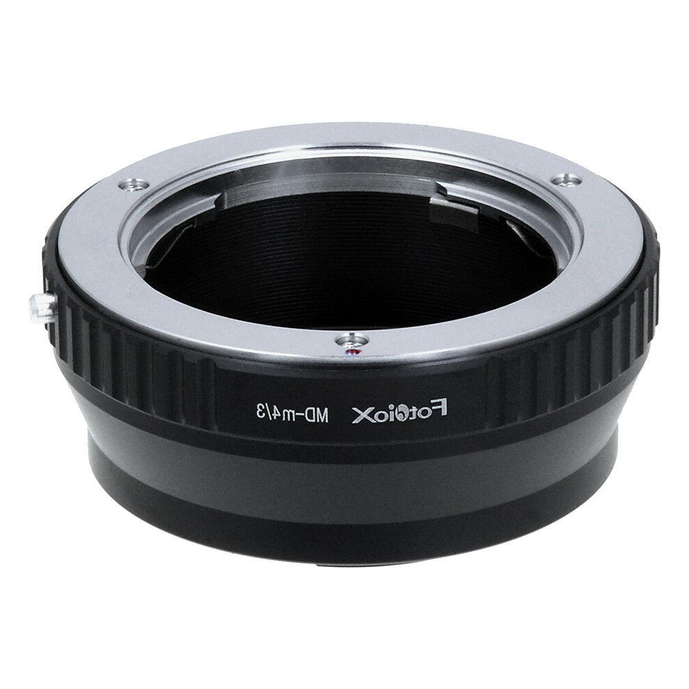 Fotodiox Lens Mount Adapter, Minolta MD, MC, Rokkor Lens to