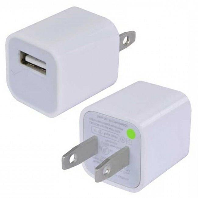 New Authentic Apple iPhone 5W Wall Adapter Cube A1385