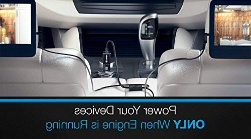 Pwr Car Ematic, Proscan PDVD1037, Milanix NaviSkauto, Screen Portable Player DC Adapter Auto Power Supply Extra Long Ft