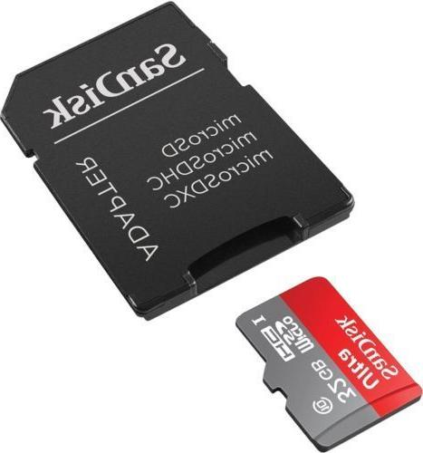 SanDisk A1 Micro Card 100MB/s SDHC C10 With