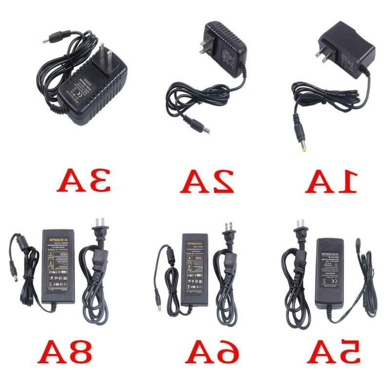 AC/DC 5A Supply Cord for