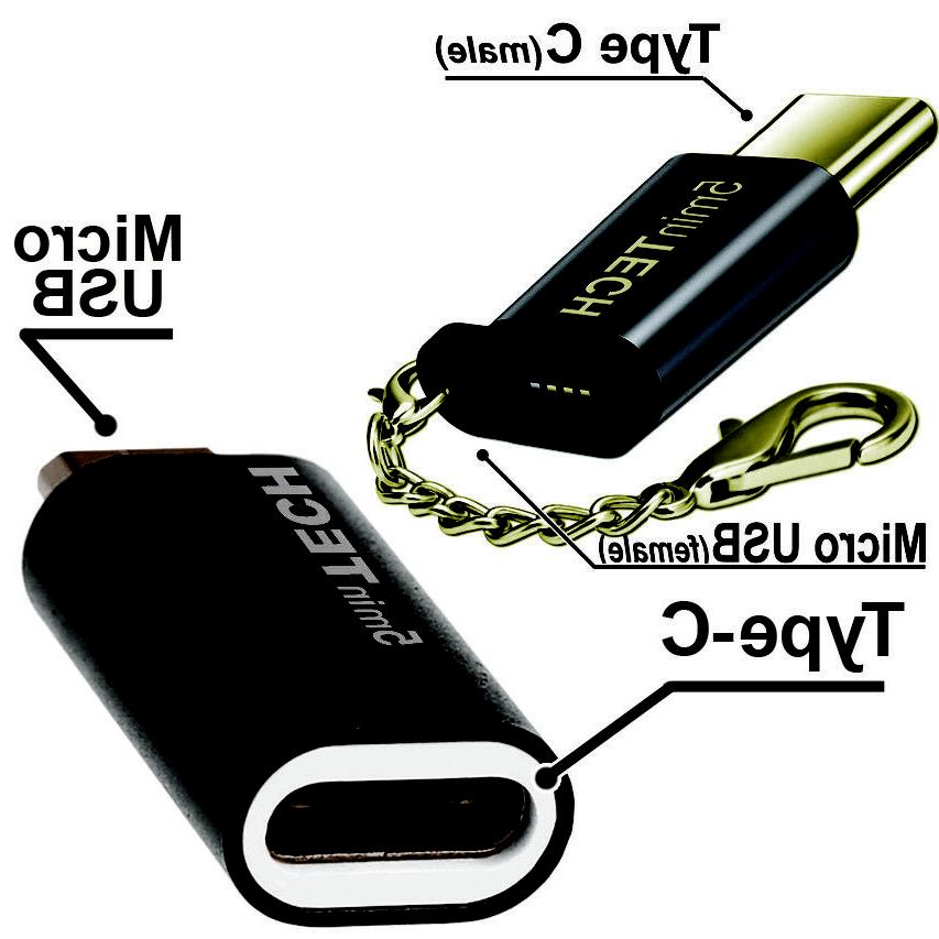 adapter usb micro usb to type c