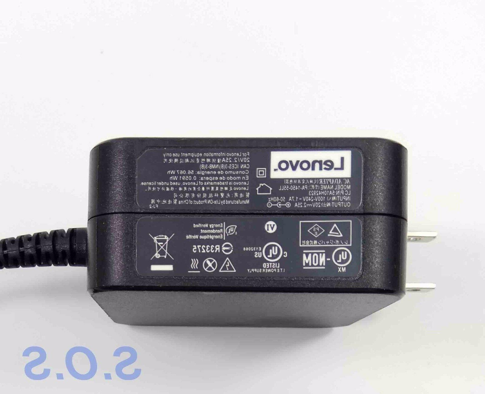 Charger Adapter PA-1450-55LL for Lenovo 100 510 2.25A