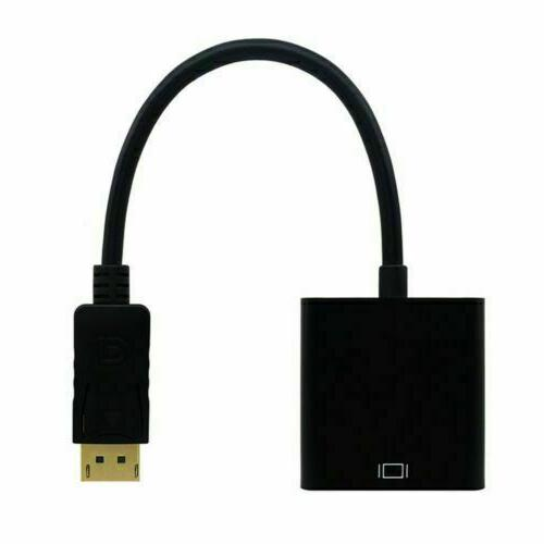DisplayPort DP Male DVI Converter for #261