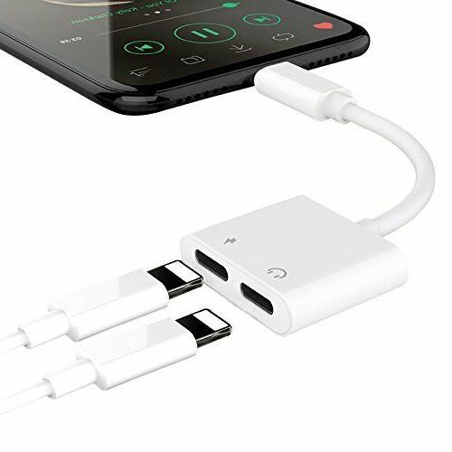 Dual Adapter for iPhone 2 & iPhone X XR