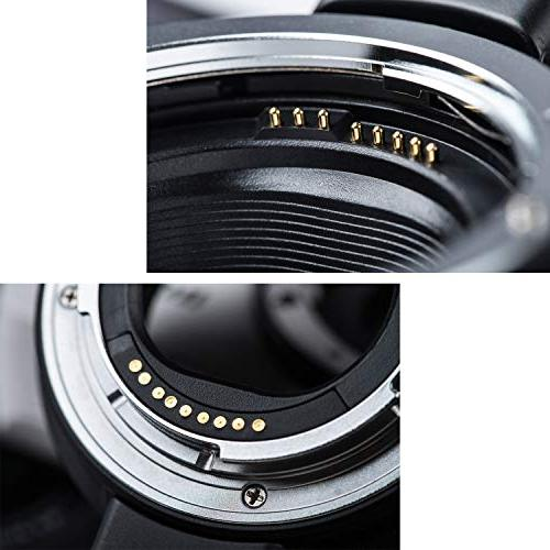 Viltrox EF-EOS M Electronic AF Mount Canon EF/EF-S EOS-M Mirrorless M2