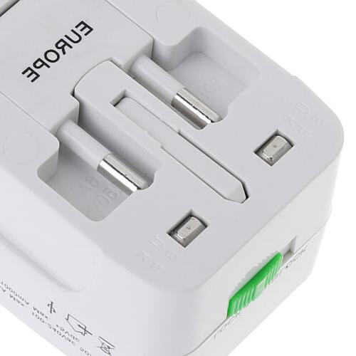 Electric Power Adapter Travel Universal
