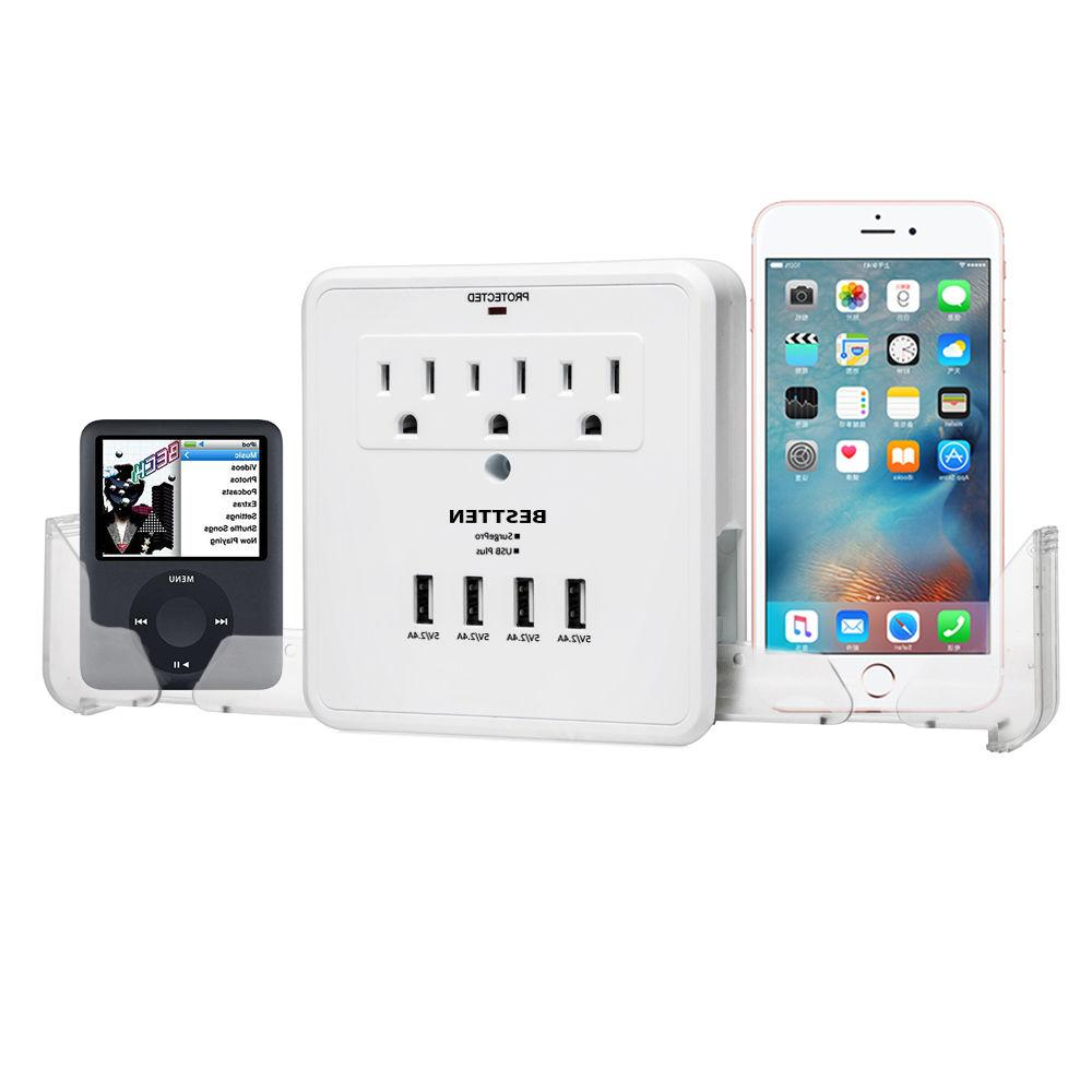 Electrical 3/4 Port Charger