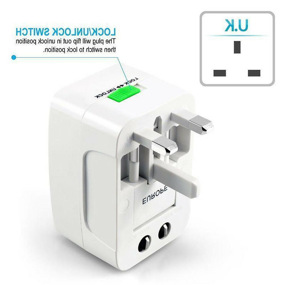 Electrical Power Adaptor Europe US