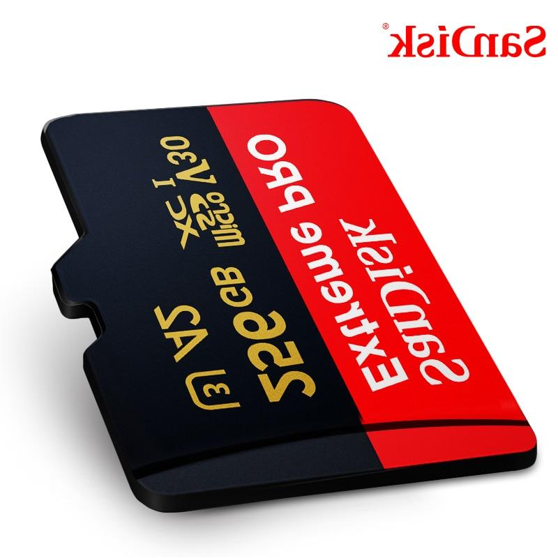 Extreme SanDisk256G Memory Card SD Card Class10 <font><b>Adapter</b></font>