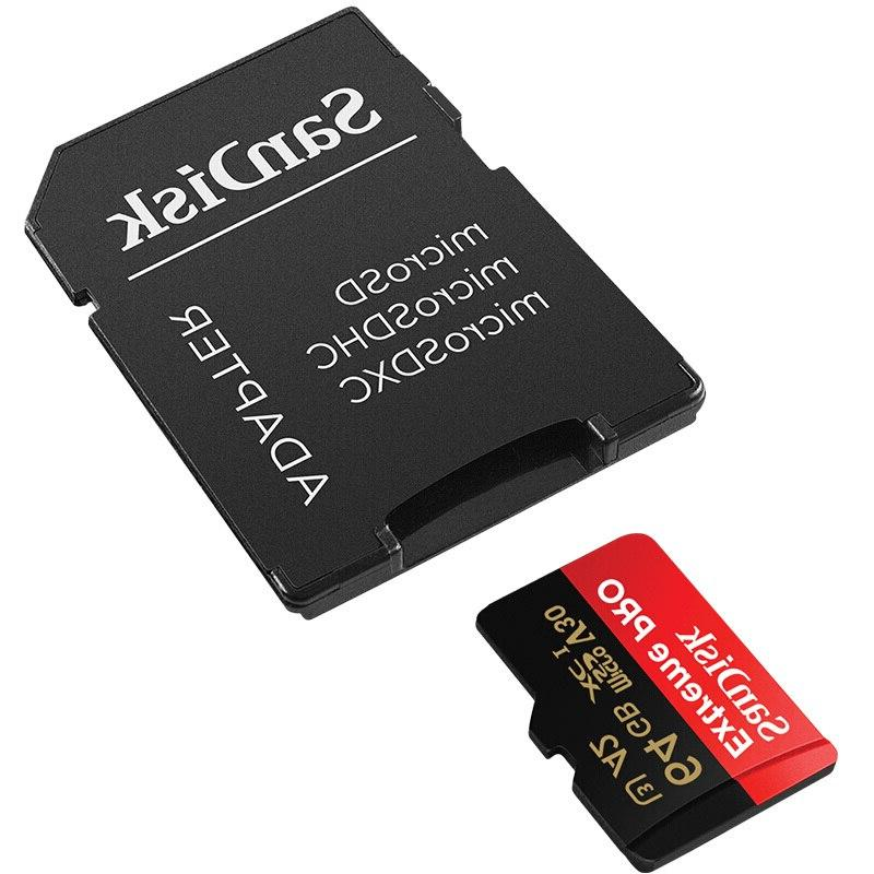 64GB 32GB microSDHC UHS-I Memory SD Card TF Card Up 170MB/s With