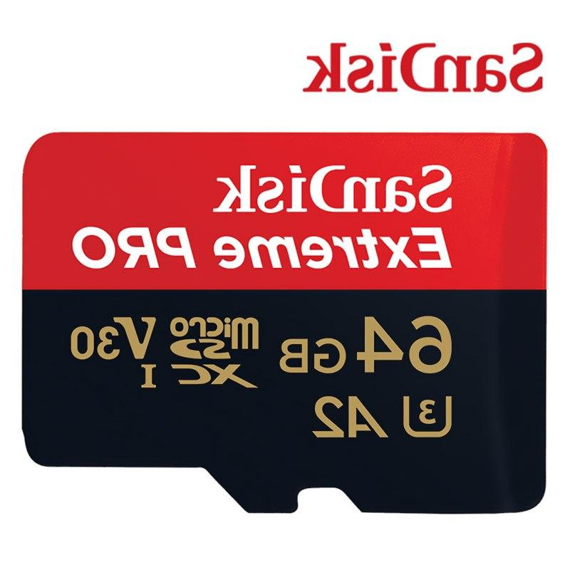 <font><b>SanDisk</b></font> 64GB microSDHC UHS-I SD Up Class10 With SD