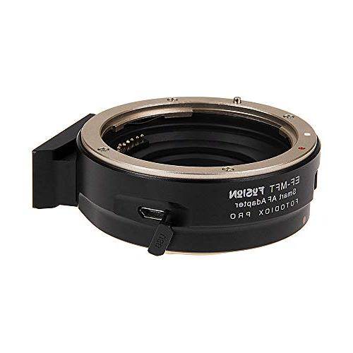 Fotodiox Fusion Adapter Compatible with EOS EF/EF-s