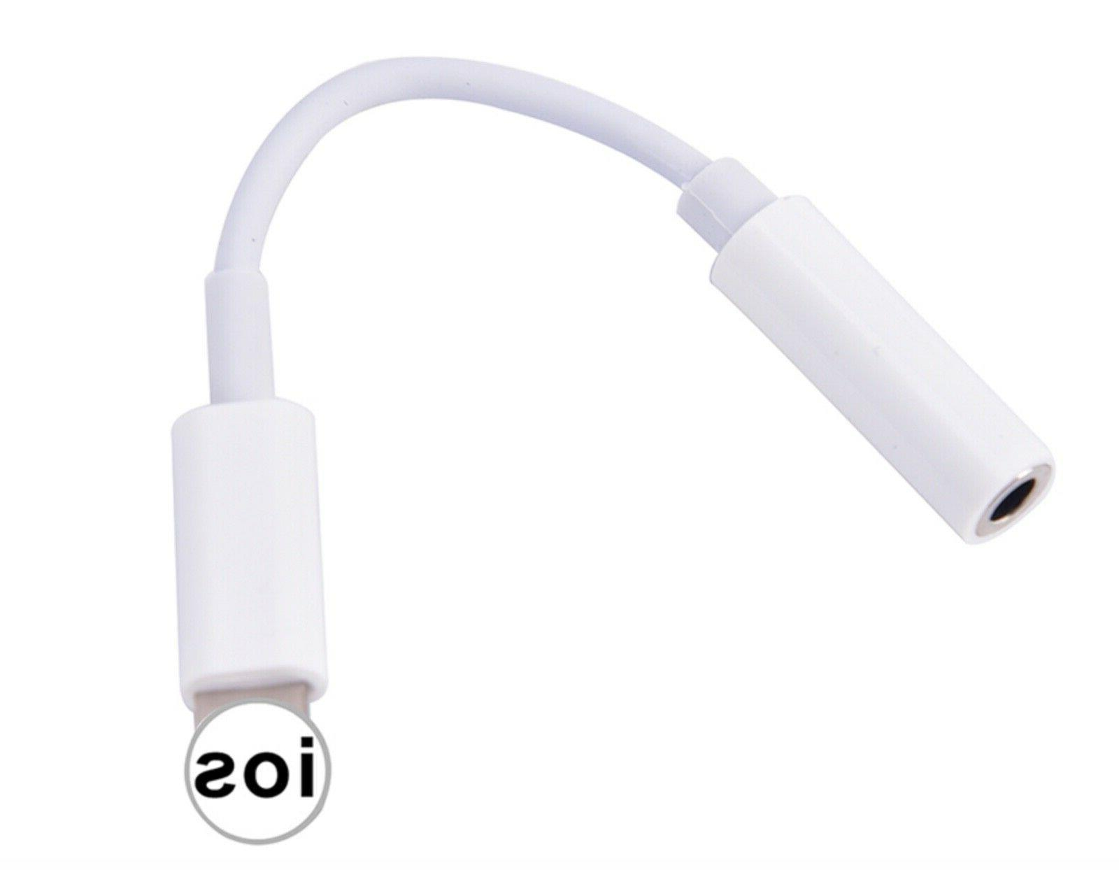 Headphone Adapter iPhone Jack Cable Adapters AUX Adapter SHIPPING