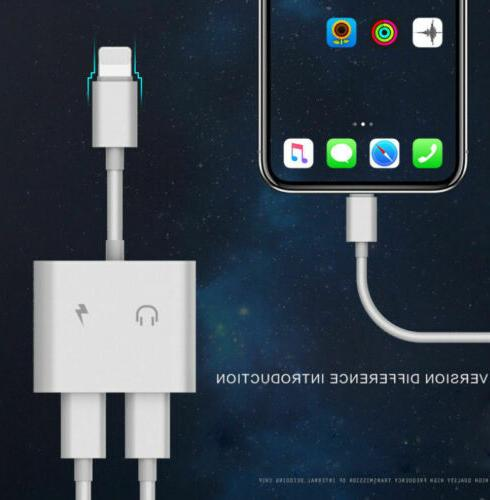 Aux Adapter Cable Dongle X Xs MAX 7 Plus 12