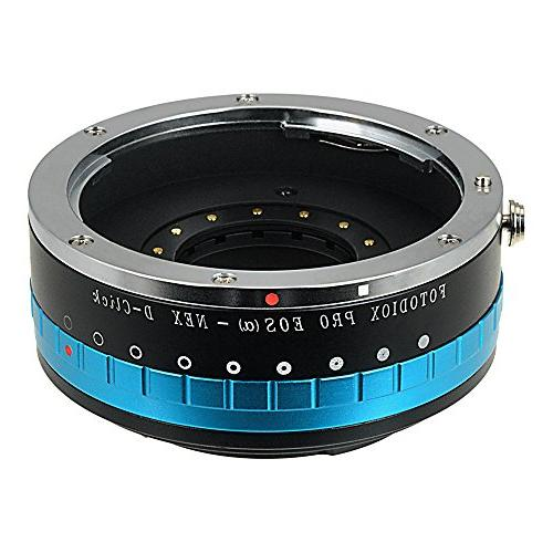 lens mount adapter w click