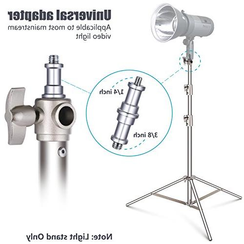 Neewer Light Stand Centimeters Stainless Steel Duty with Studio Softbox, Monolight Other
