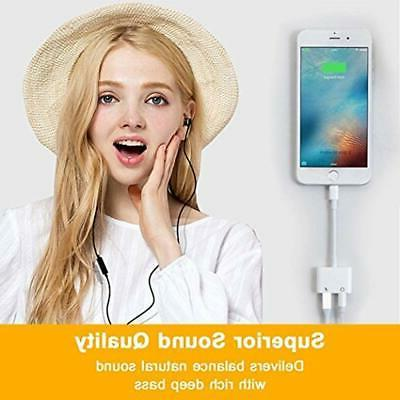 Headphone Adapter Dongle For IPhone